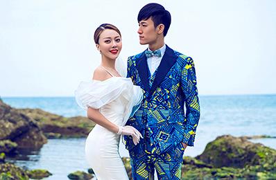 辉南高品质婚纱照